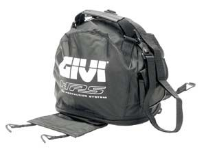 Givi t428 soft helmet/seat bag, Givi tail packs / roll bags, motorcycle, tyres, parts, accessories, Auckland | Cycletreads