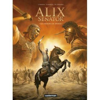 Alix senator - Alix senator, T4