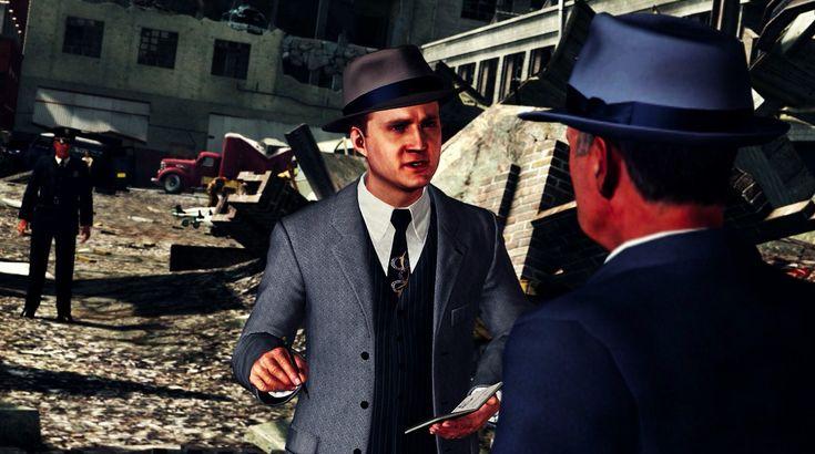 L.A. Noire PS4 Review