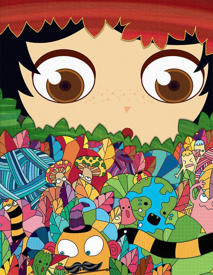 Illustration for Childhood Edition // 2009