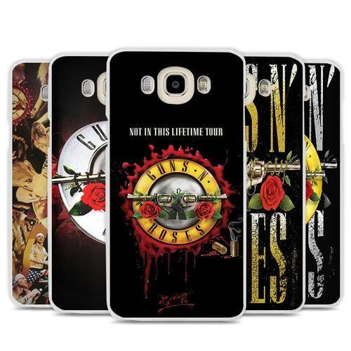 Guns n Roses Music Bank Phone Case Cover for Samsung Galaxy