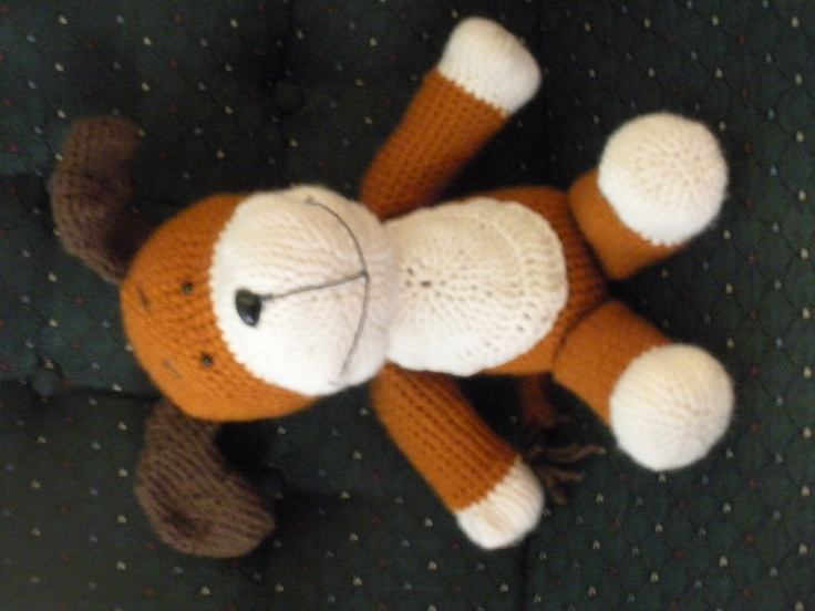 Kipper the Dog Things I made Pinterest Dog Crochet, Dogs and Crocheting