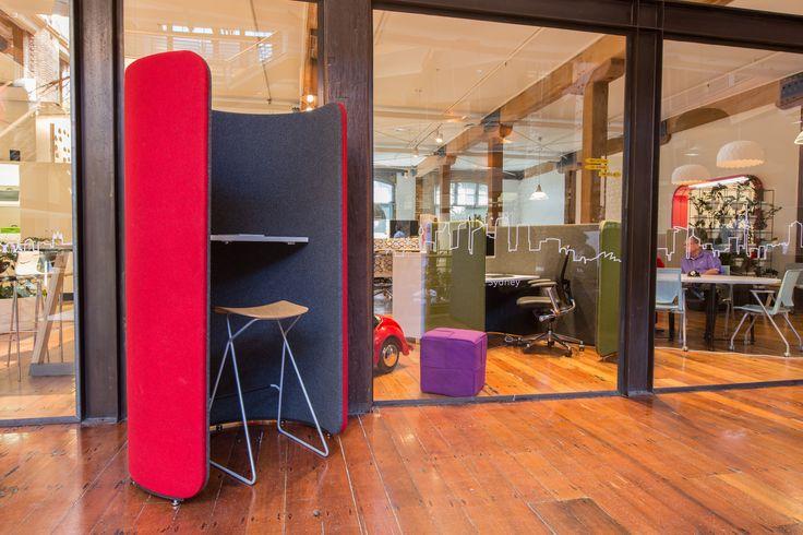 WorkTools - IQ Commercial Exchange Pod at Urbis Design Day 2015 www.worktoolswork.com
