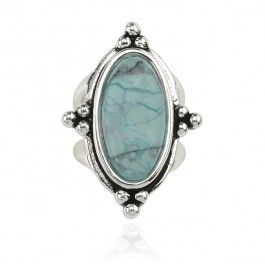 GRACE OF YOUR LOVE RING - TURQUOISE