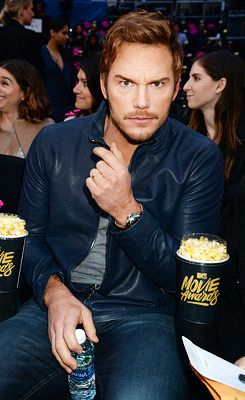 Chris Pratt || MTV Movie Awards 2016