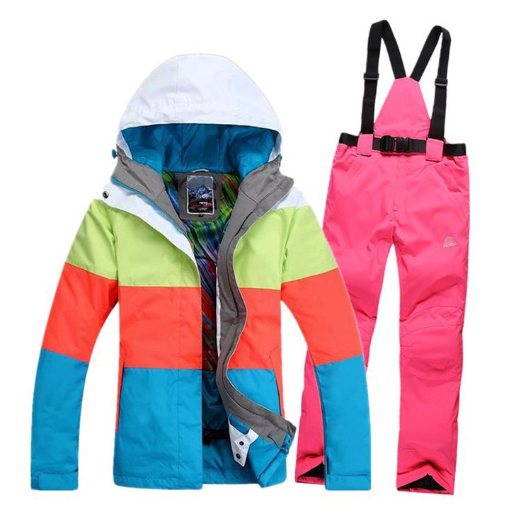 Ski apparel sale New 2016 winter female ski wear Gsou womens ski coat snowboard ski suit women snow wear jacket trousers