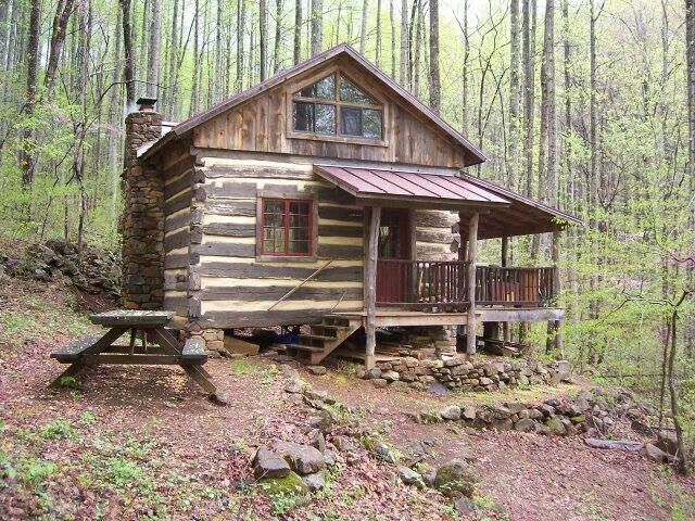 60 Best Images About Cabin In The Woods On Pinterest