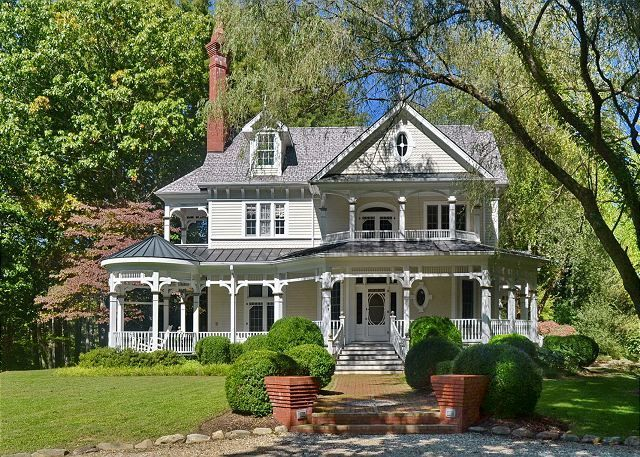 Victorian house #victorianarchitecture