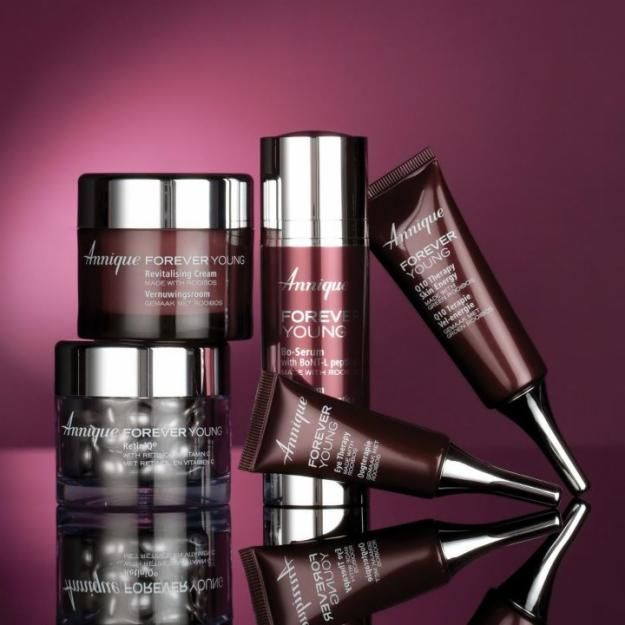 Annique Forever Young Skin Care Range. Available at Annique Day Spa. http://www.anniquedayspa.co.za/?eb_product_list=skin-care