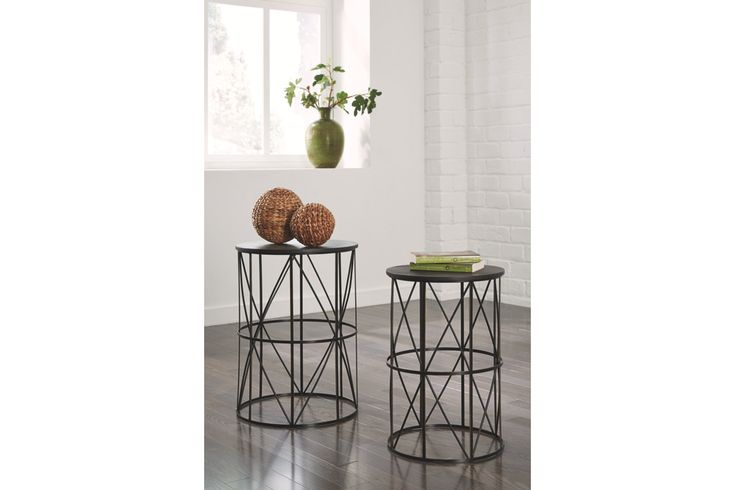 Marxim End Table (Set of 2) | Ashley Furniture HomeStore