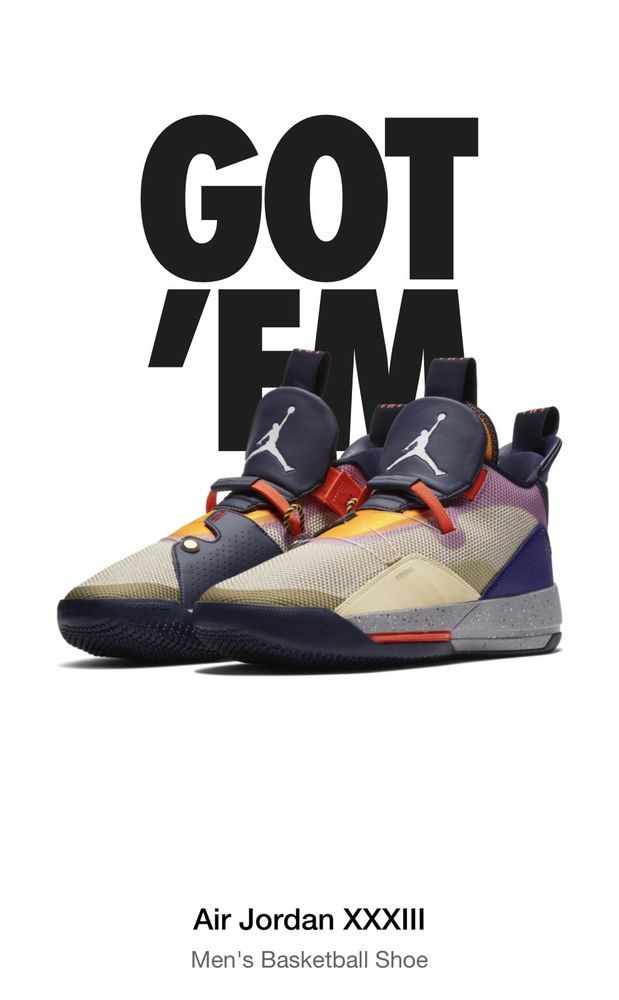 84b5dbd959dac1 LIMITED - Nike Air Jordan XXXIII 33 - Visible Utility - Men s Size ...