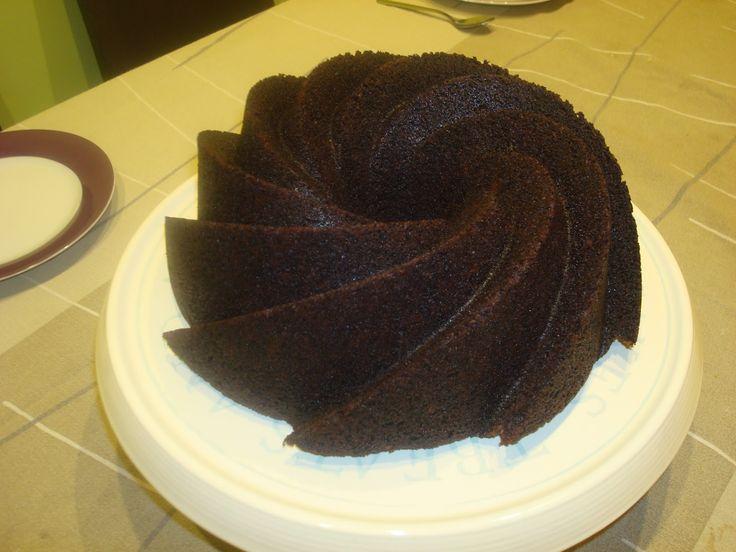 una chispa de dulzura: Chocolate Guinness Bundt Cake