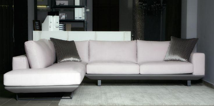 γωνιακός καναπές Divine