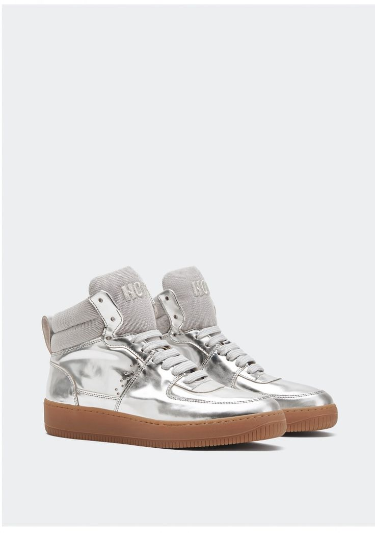 Jet Sneaker - Silver - Shoes & Boots - Shop Woman - Hope STHLM