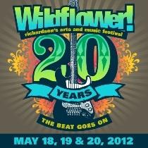 Wildflower - May 18-20, 2012