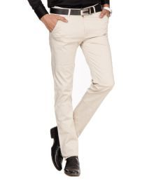 British Terminal Smart White Chinos