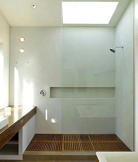 Light & minimal bathroom   # Pinterest++ for iPad #