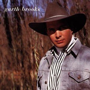 all garth brooks magazine covers | Garth Brooks Garth Brooks album cover