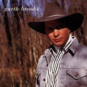 all garth brooks magazine covers | Garth Brooks Garth Brooks album cover