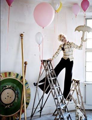 """Cirkus Vintage"" by Ditte Isager"
