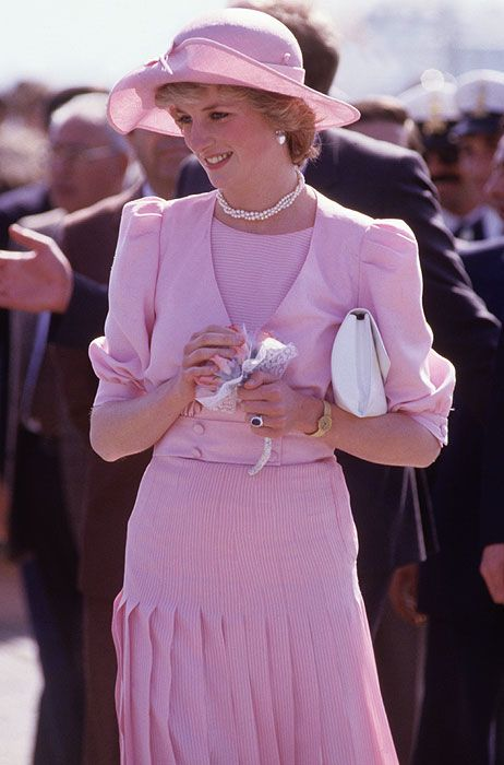 Diana - Catherine Walker dress 1985 Italy