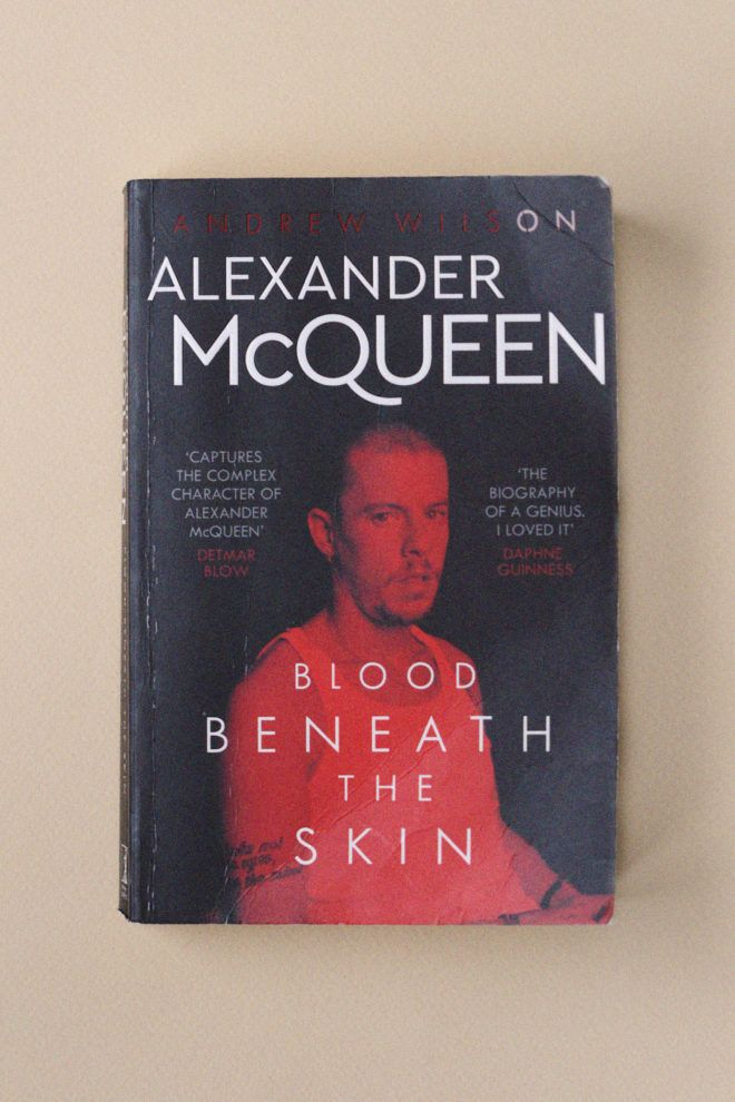 Александр МакКуин. «Кровь под кожей»