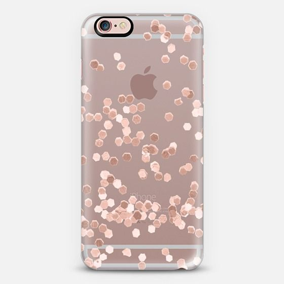 Luxury Ultra Thin Rose Gold Plating Case For iPhone 6 6S