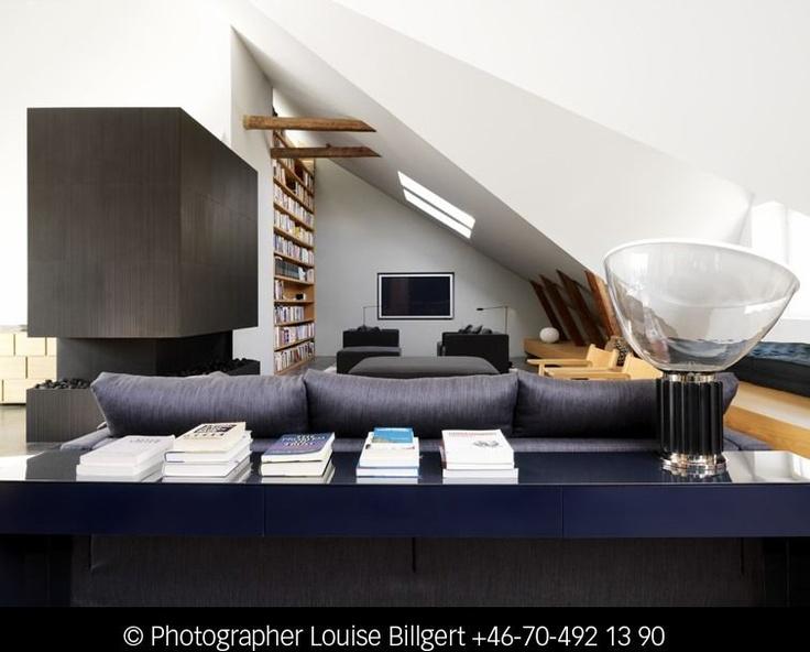 Twin loft apartments, Stockholm, 2005 by Claesson Koivisto Rune