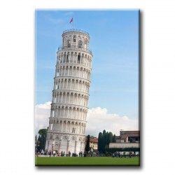 Foto Lienzo Torre de Pisa