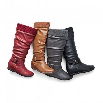 Cougar® Women's 'Fabulous' Waterproof Leather Boot