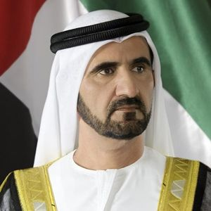 Sheikh Mohammed bin Rashid al Maktoum has an estimated net worth of $18 billion as of 2008 according to Forbes.
