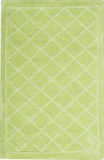 Cilek Diamond Teppich green ***         Limited Edition ***               Die Diamond - Teppichkollektion von Cilek kommt in vier wundervollen Farben daher. Das zeitlose Design im Rautenmuster übersteht die Schnelllebigkeit... #kinder #teppich #cilek