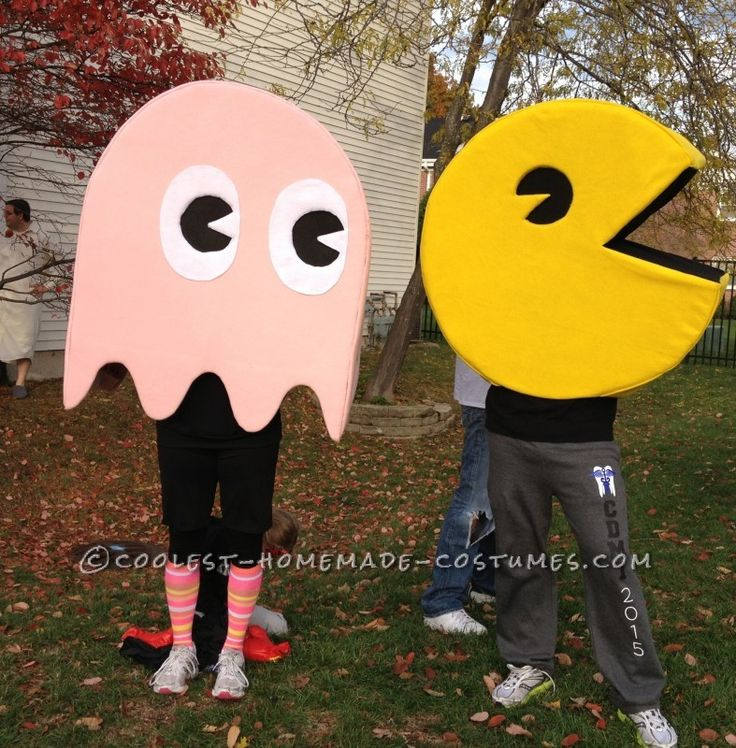 17 Best Ideas About Pac Man Costume On Pinterest