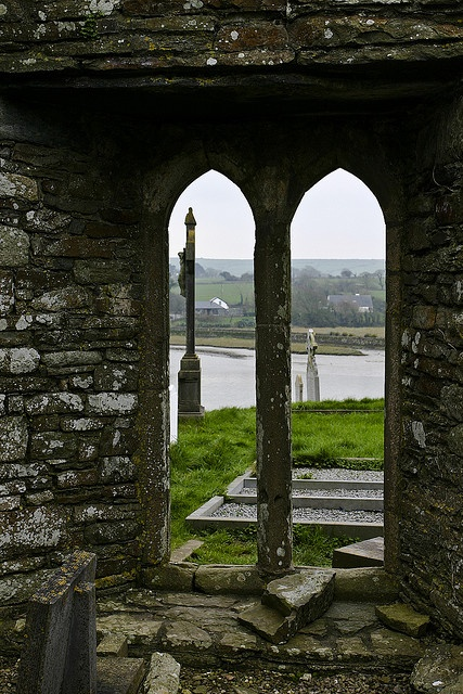 Franciscan friary located in Timoleague, County Cork, Ireland.