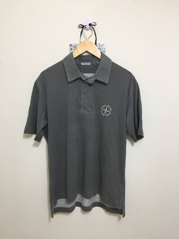 A personal favourite from my Etsy shop https://www.etsy.com/listing/578016573/stone-island-polo-shirt-stone-island