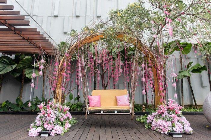 Sabyasachi Inspired Ritz Carlton Wedding {Jakarta, Indonesia} - The Big Fat Indian Wedding