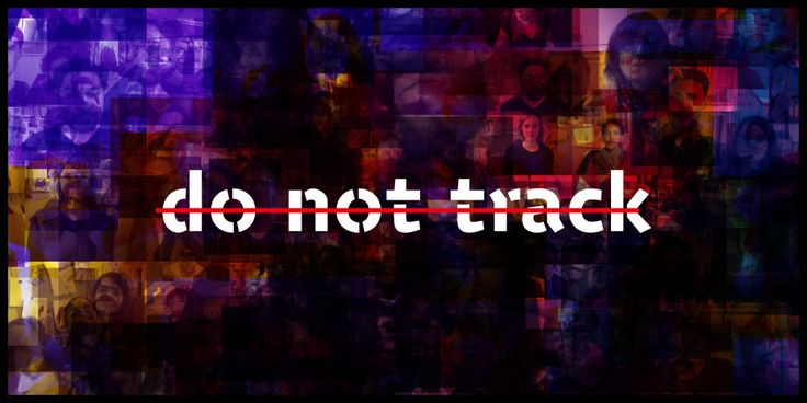 "Webseries ""do not track"""