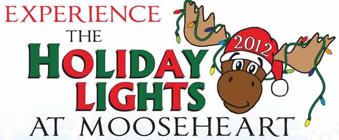 Mooseheart Christmas Lights