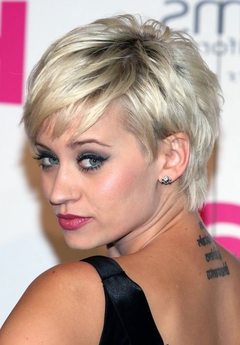 bun hair style 112 best pelo corto images on hair cut 8113