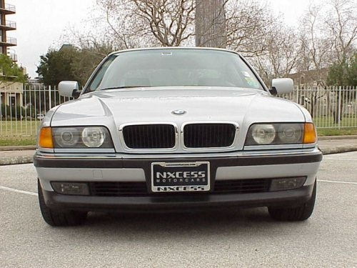 Bmw 7 series e38 1994 2001 bmw pinterest bmw and for Garage bmw ivry