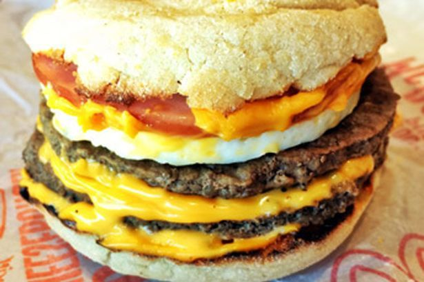 Elusive: The Mc1035 burger from McDonald's secret menu can only be served between 10.30 and 11am
