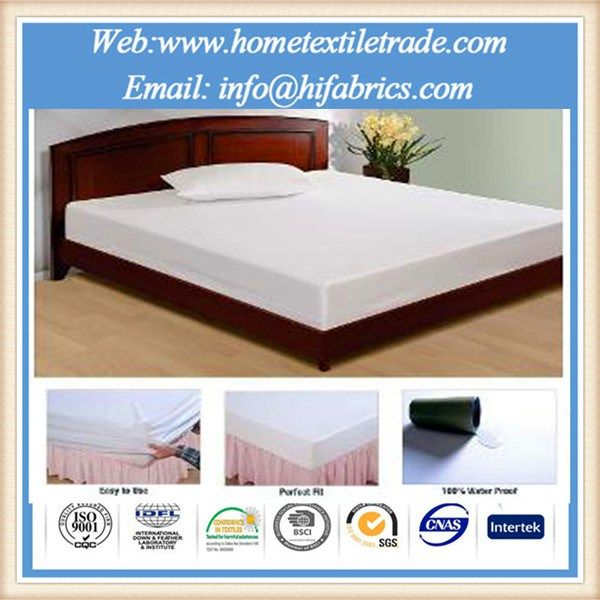 Single Size Poly Cotton Terry Cloth Waterproof Mattress Protector In Toledo Https Www Cot Bed