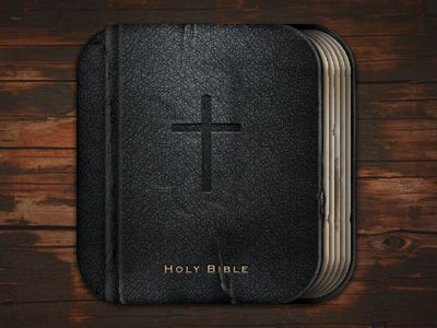 Holy Bible app icon