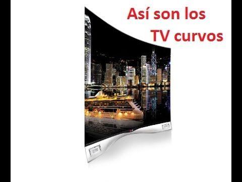 TV Curvo: Todo lo que necesitás saber antes de comprarlo