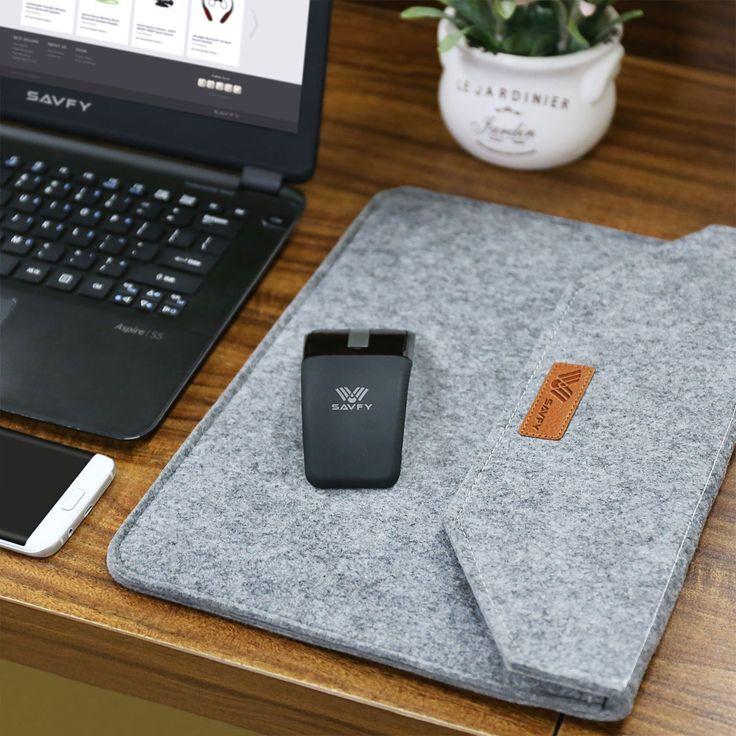 SAVFY Laptophülle 15.6 Zoll Laptoptasche Sleeve: Amazon.de: Computer & Zubehör