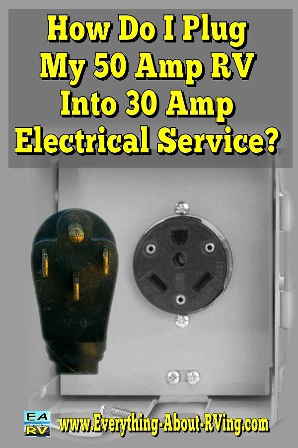 50 Amp Electrical Service