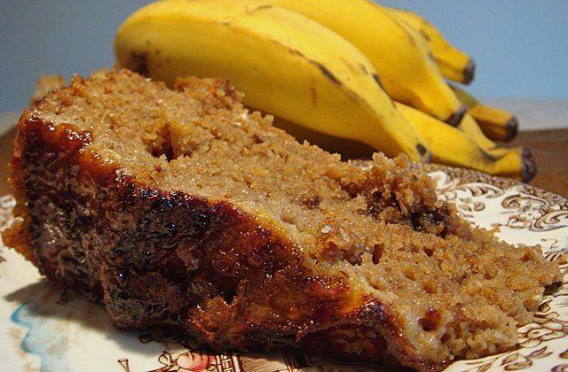 Ingredientes 3 ovos ½ copo de óleo de canola 8 bananas nanicas (4 para a massa e 4 para a cobertura) 1 copo de farinha de aveia 1... Read More »