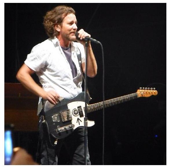 Eddie Vedder - Music Midtown 9/22/12 via @fbartelle