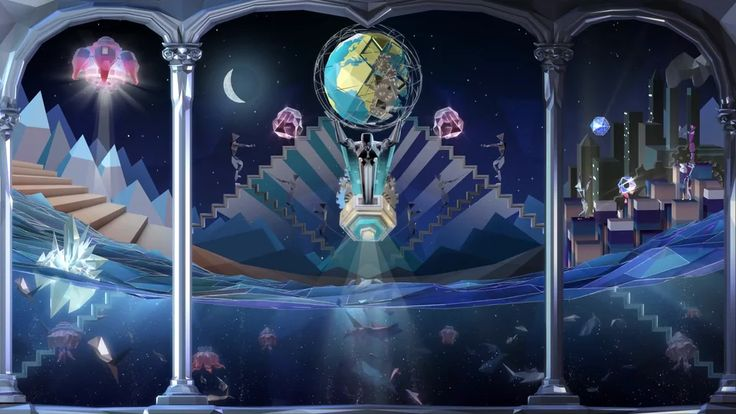 Clockwork Atlas and the Weight of Time on Vimeo