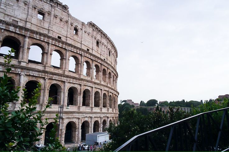 Rome | Italy | the colosseum | travel | europe |